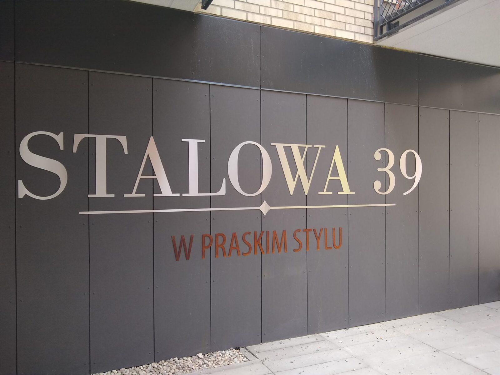 Logotyp budynku